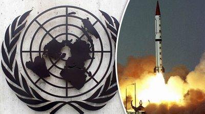 ΟΗΕ: Στο υψηλότερο επίπεδό μετά τον Β' ΠΠ βρίσκεται ο κίνδυνος ενός πυρηνικού πολέμου