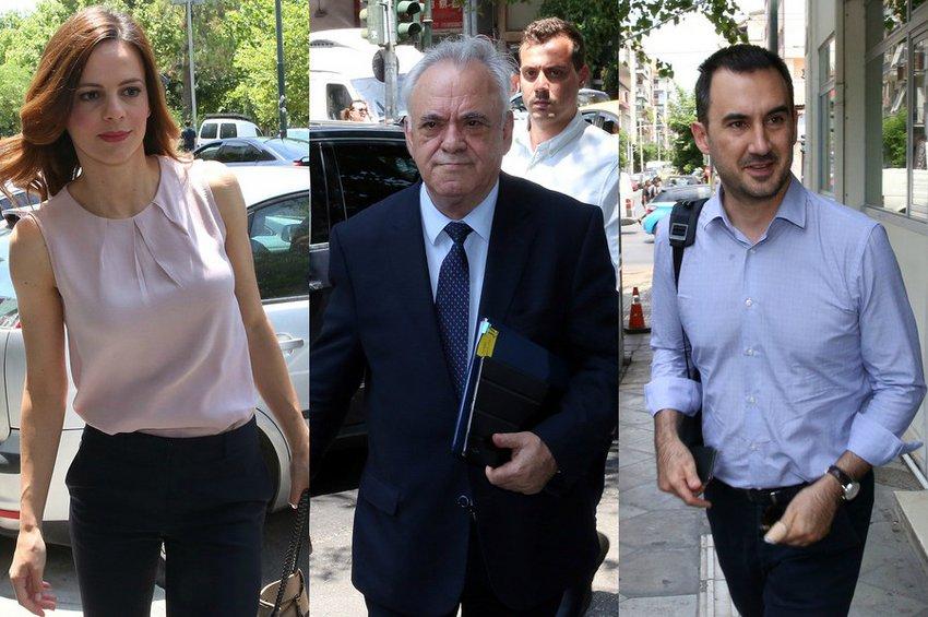 Ολοκληρώθηκε η Π.Γ. ΣΥΡΙΖΑ - Αναμένεται η ανακοίνωση των υποψηφιοτήτων που έχουν «κλείσει»