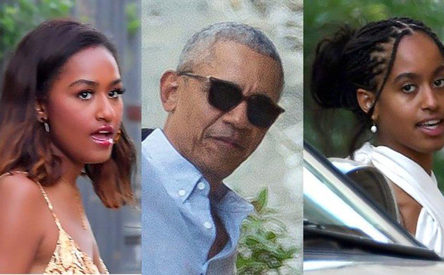 Οι διακοπές της οικογένειας Ομπάμα στη νότια Γαλλία - Πού γιόρτασαν την Ημέρα του Πατέρα