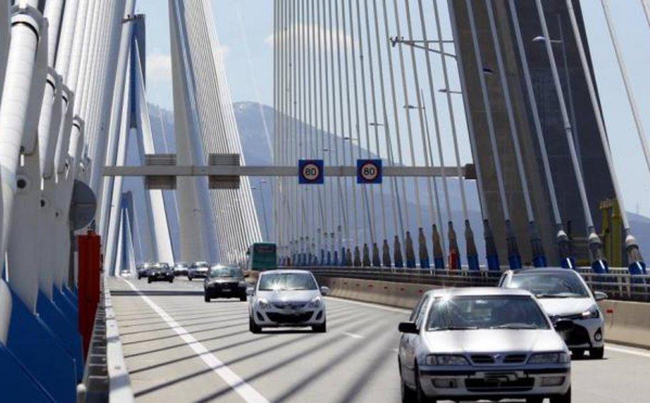 Πέθανε ο ποδηλάτης που έπεσε από τη γέφυρα Ρίου - Αντιρρίου