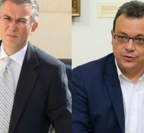 Debate Φάμελλου - Ρουσόπουλου στον realfm 97,8