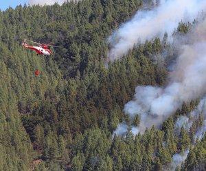 Ισπανία: Νέα πυρκαγιά στη Γκραν Κανάρια, εκκενώθηκε ορεινή περιοχή και πολυτελές ξενοδοχείο