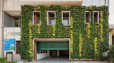 Θεσσαλονίκη: Μείωση δημοτικών τελών σε πολίτες για δημιουργία κάθετων κήπων
