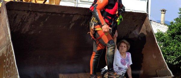 Χαρδαλιάς από Εύβοια: Πέντε οι νεκροί στις πλημμύρες, δύο αγνοούμενοι