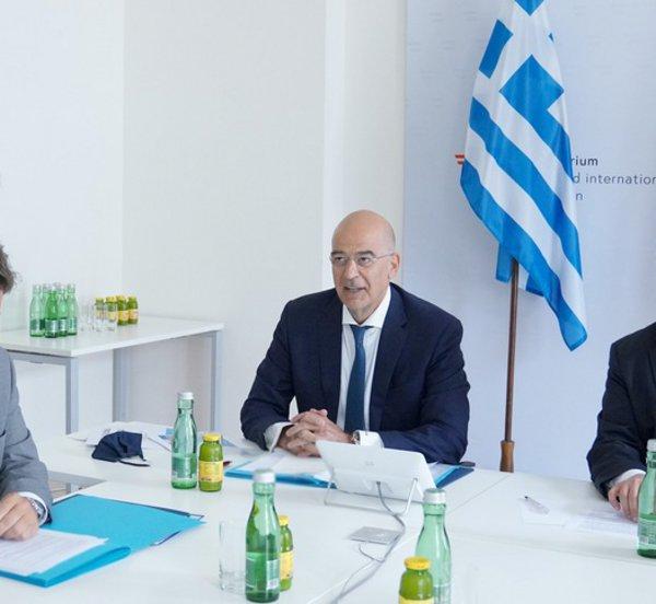 Αλληλεγγύη προς την Κύπρο και την Ελλάδα εξέφρασαν οι 27 ΥΠΕΞ σύμφωνα με τον πρέσβη της Ιταλίας