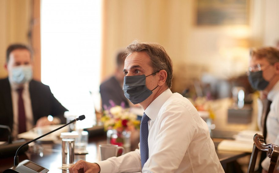 Ο Μητσοτάκης τράβηξε αυτιά στο υπουργικό συμβούλιο - Η ευθύνη είναι συλλογική