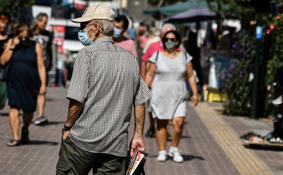 Σταθεροποίηση των κρουσμάτων κορωνοϊού σε όλη την Ελλάδα, ανησυχεί η Αττική