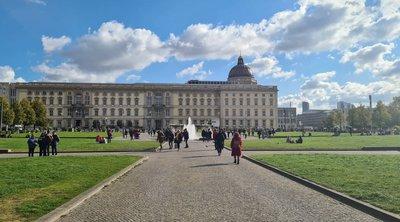 Το Βερολίνο είναι η τρίτη πιο δημοφιλής πόλη στην Ευρώπη, μετά το Λονδίνο και το Παρίσι